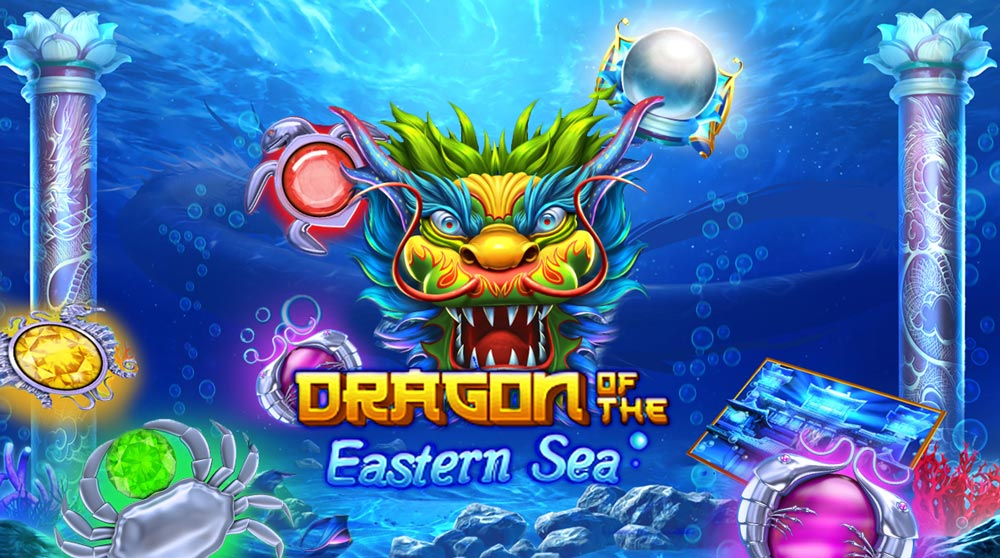 รีวิวเกม SLOT Dragon of the Eastern Sea
